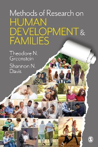 Cover Methods of Research on Human Development and Families
