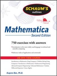 Cover Schaum's Outline of Mathematica, 2ed