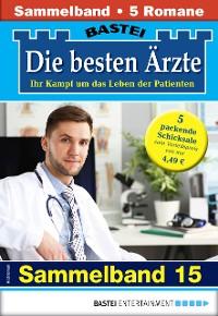 Cover Die besten Ärzte 15 - Sammelband