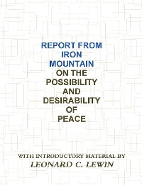 Cover Report From Iron Mountain