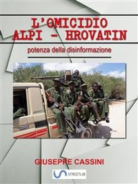 Cover L'omicidio Alpi-Hrovatin