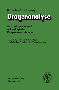 Cover Drogenanalyse