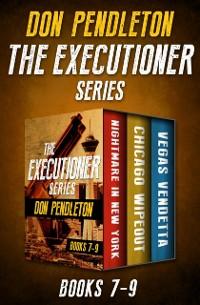 Cover Executioner Series Books 7-9