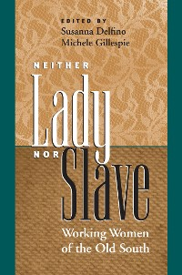 Cover Neither Lady nor Slave