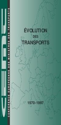 Cover Evolution des transports 1999