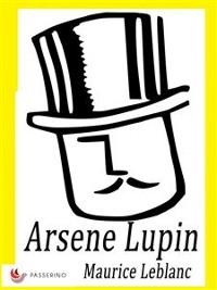 Cover Arsene Lupin