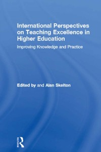 Cover International Perspectives on Teaching Excellence in Higher Education