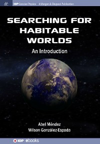 Cover Searching for Habitable Worlds