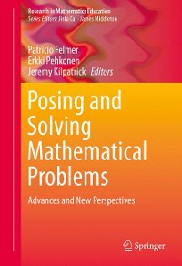 Cover Posing and Solving Mathematical Problems