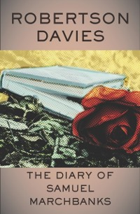 Cover Diary of Samuel Marchbanks
