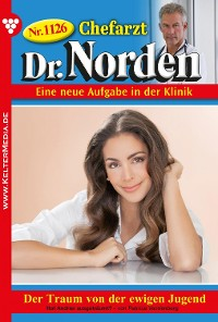 Cover Chefarzt Dr. Norden 1126 – Arztroman