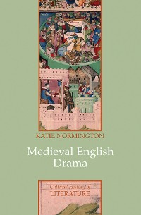 Cover Medieval English Drama