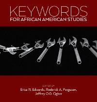 Cover Keywords for African American Studies