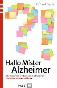 Cover Hallo Mister Alzheimer