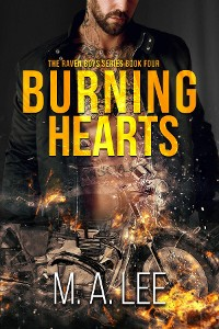 Cover Burning Hearts
