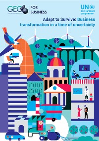 Cover Adapt to Survive: Business Transformation in a Time of Uncertainty
