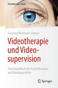 Cover Videotherapie und Videosupervision