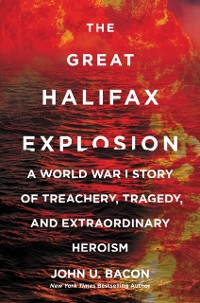 Cover Great Halifax Explosion