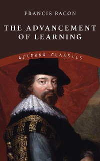 Cover The Advancement of Learning