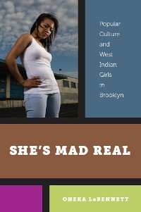 Cover She's Mad Real