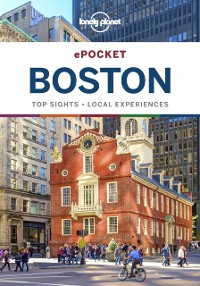 Cover Lonely Planet Pocket Boston