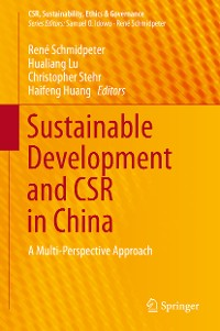 Cover Sustainable Development and CSR in China