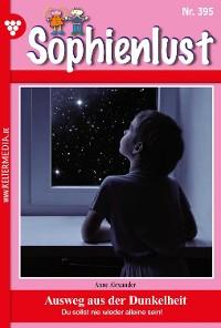 Cover Sophienlust 395 – Familienroman