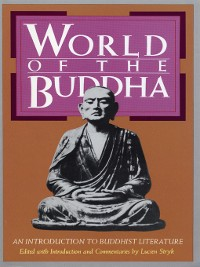 Cover World of the Buddha
