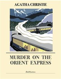 Cover Murder on the Orient Express