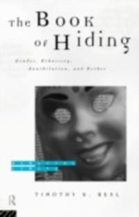 Cover Book of Hiding