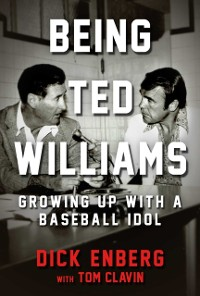 Cover Being Ted Williams