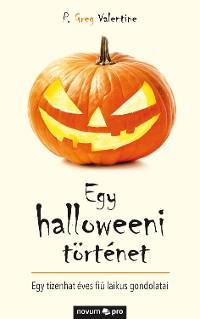 Cover Egy halloweeni történet