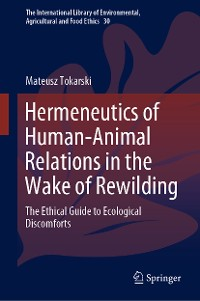 Cover Hermeneutics of Human-Animal Relations in the Wake of Rewilding
