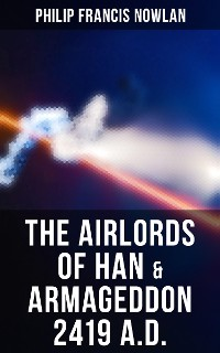 Cover The Airlords of Han & Armageddon 2419 A.D.