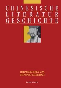 Cover Chinesische Literaturgeschichte