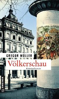 Cover Völkerschau