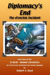 Cover Diplomacy's End: The d'enchia Incident