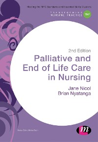Cover Palliative and End of Life Care in Nursing