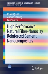 Cover High Performance Natural Fiber-Nanoclay Reinforced Cement Nanocomposites