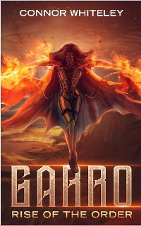 Cover Garro: Rise of the Order