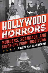 Cover Hollywood Horrors
