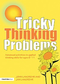 Cover Tricky Thinking Problems