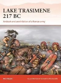 Cover Lake Trasimene 217 BC