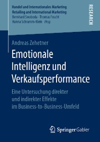 Cover Emotionale Intelligenz und Verkaufsperformance