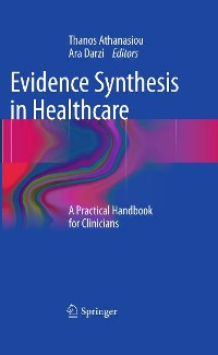 Cover Evidence Synthesis in Healthcare