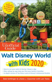 Cover The Unofficial Guide to Walt Disney World with Kids 2020