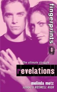 Cover Fingerprints #6: Revelations