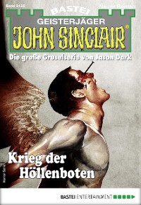Cover John Sinclair 2125 - Horror-Serie