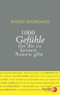 Cover 1000 Gefühle