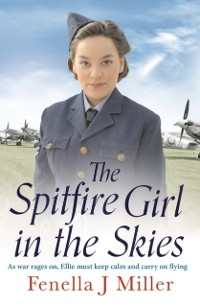Cover Spitfire Girl in the Skies